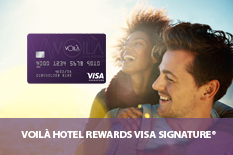 EARN VOILÁ POINTS FASTER