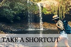 Take a Short Cut