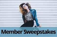 Member Sweepstakes