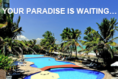 YOUR PARADISE IS WAITING…
