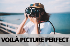 VOILÀ PICTURE PERFECT