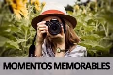 MOMENTOS MEMORABLES