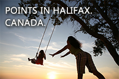 POINTS IN HALIFAX. CANADA.