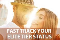 FAST TRACK YOUR ELITE TIER STATUS