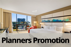The L.A. Grand Hotel Downtown rewards your loyalty